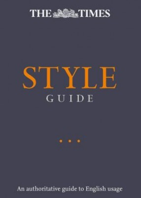 Times Style Guide 2ed