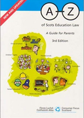 A-Z Scots Education Law (3ed)