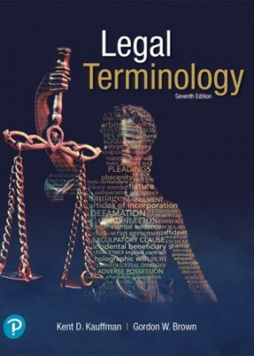 Legal Terminology (7ed)