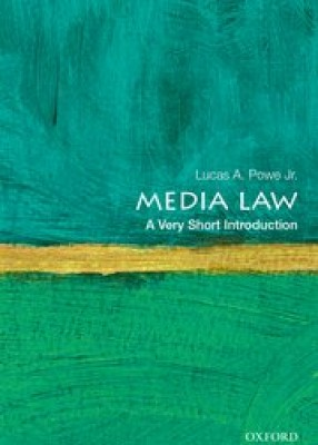 Media Law: Very Short Introduction