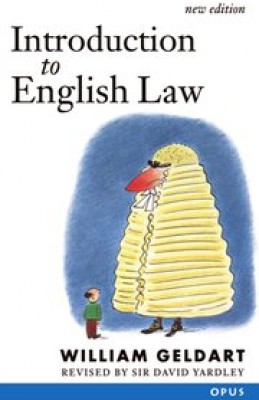 Introduction to English Law (11ed)