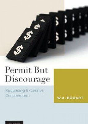 Permit But Discourage: Regulating Excessive Consumption