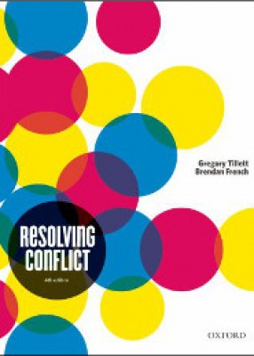 Resolving Conflict: A Practical Approach (4ed)