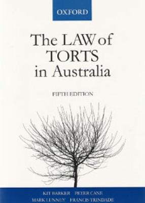 Law of Torts in Australia (5ed)