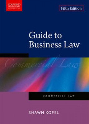 Guide to Business Law (5ed)
