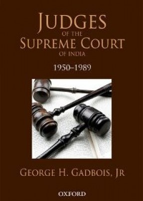 Judges of the Supreme Court of India 1950 - 1989
