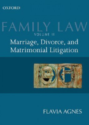 Family Law II: Marriage, Divorce and Matriomonial Litigation