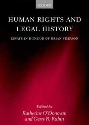 Human Rights & Legal History: Essays for Brian Simpson