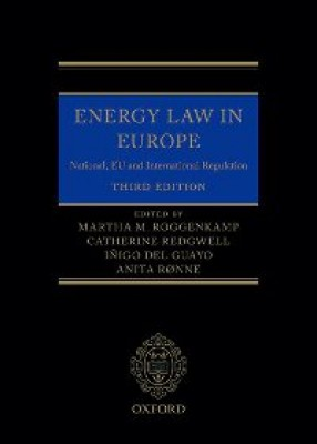 Energy Law in Europe: National, EU and International Regulation (3ed)