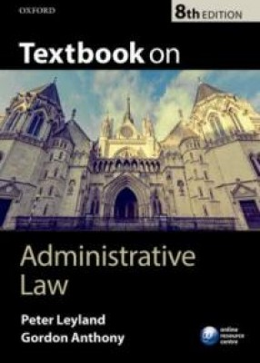 Textbook on Administrative Law (8ed)
