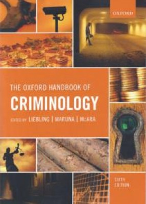 Oxford Handbook of Criminology (6ed)