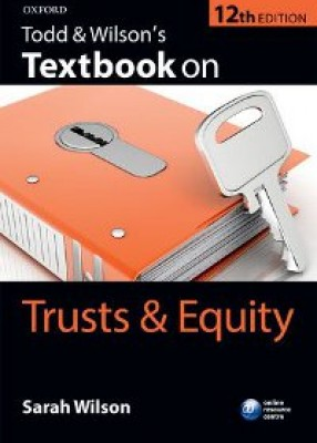 Todd & Wilson's Textbook on Trusts & Equity (12ed)