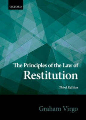 Principles of the Law of Restitution (3ed)