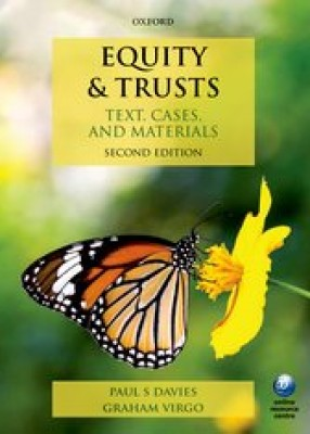 Equity & Trusts: Text, Cases, and Materials 2ed
