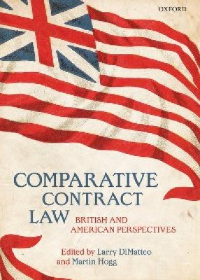 Comparative Contract Law: British and American Perspectives