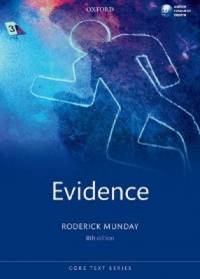 Evidence Core Text (8ed)