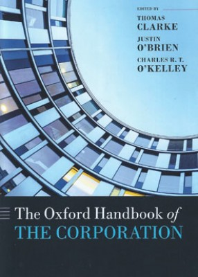 Oxford Handbook of the Corporation