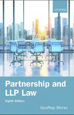 Partnership and LLP Law (8ed)