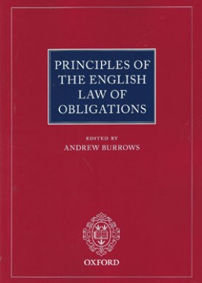 Principles of the English Law of Obligations (pb)