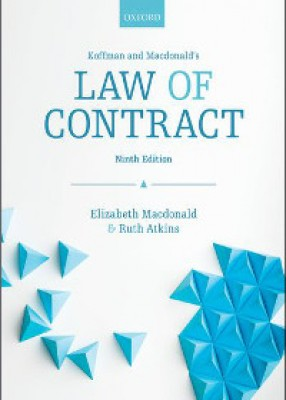 Koffman & Macdonald's Law of Contract (9ed)