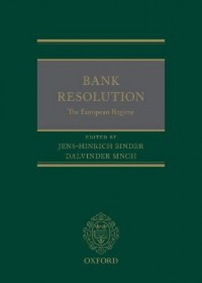 Bank Resolution: The European Regime