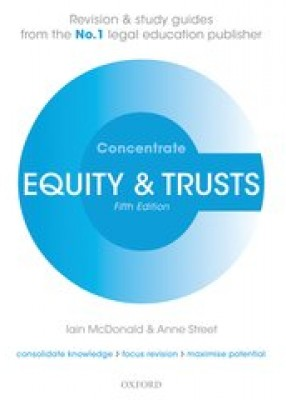 Equity and Trusts Concentrate (5ed)