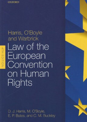 Law of European Convention on Human Rights (4ed)