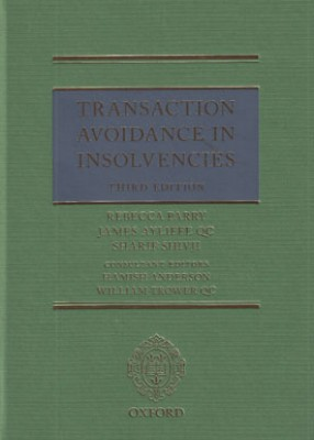 Transaction Avoidance in Insolvencies (3ed)
