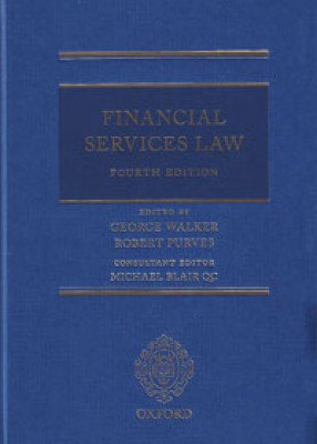 Financial Services Law (4ed)