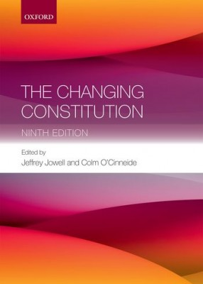 Changing Constitution (9ed)