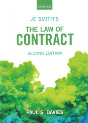 JC Smith's The Law of Contract (2ed)