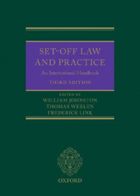 Set-Off Law and Practice: An International Handbook (3rd)
