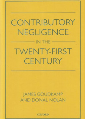 Contributory Negligence in the Twenty-First Century