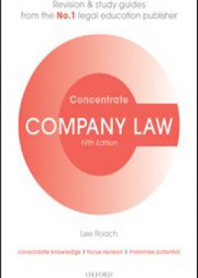 Company Law Concentrate (5ed)
