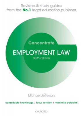 Employment Law Concentrate (6ed)