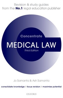 Medical Law Concentrate 3ed