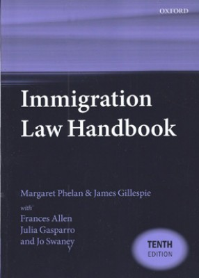 Immigration Law Handbook (10ed)