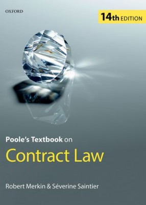 Poole's Textbook on Contract Law (14ed)