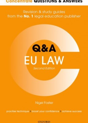 Concentrate Q&A EU Law (2ed)