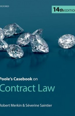 Casebook on Contract Law (14ed)