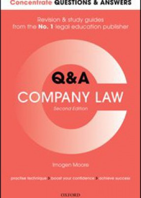 Concentrate Questions and Answers: Company Law (2ed)