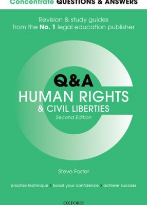 Concentrate Q&A Human Rights and Civil Liberties (2ed)