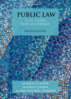 Public Law: Text Cases and Materials (4ed)