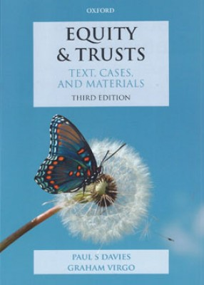 Equity and Trusts texts cases and materials
