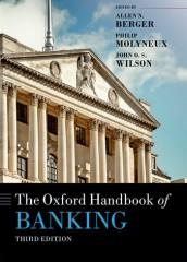 Oxford Handbook of Banking (3ed)