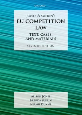 EU Competition Law: Text, Cases and Materials (7ed)