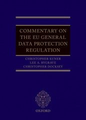 Commentary on the EU General Data Protection Regulation