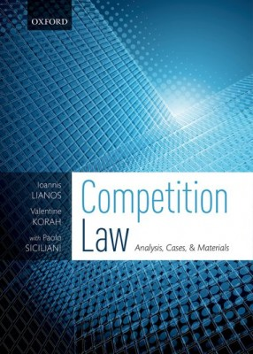 Competition Law: Analysis Cases and Materials