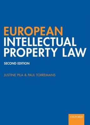 European Intellectual Property Law (2ed)