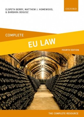 Complete EU Law (4ed)